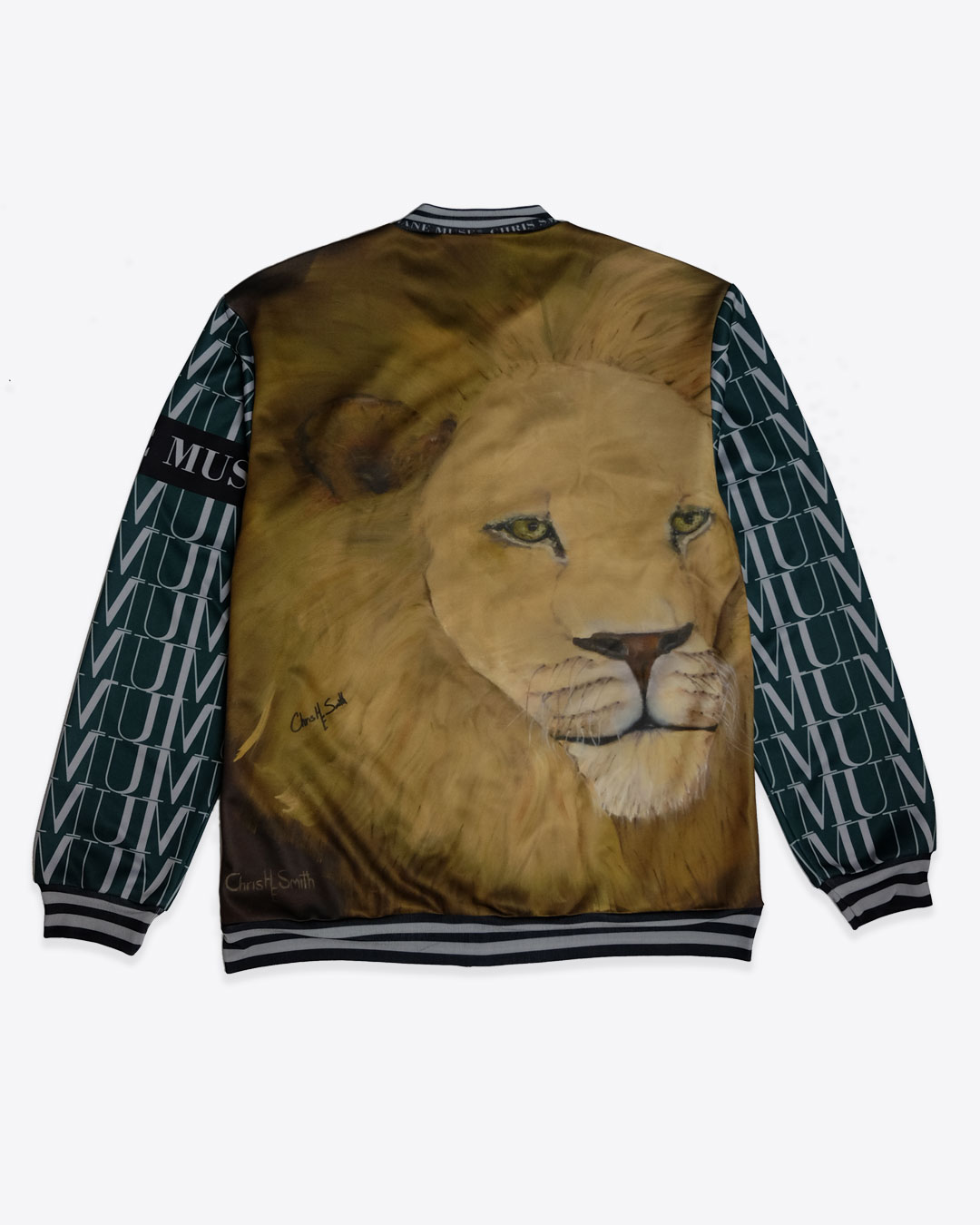 photo-2-URBANE-MUSE-CHRIS-SMITH-BOMBER-JACKET-LION
