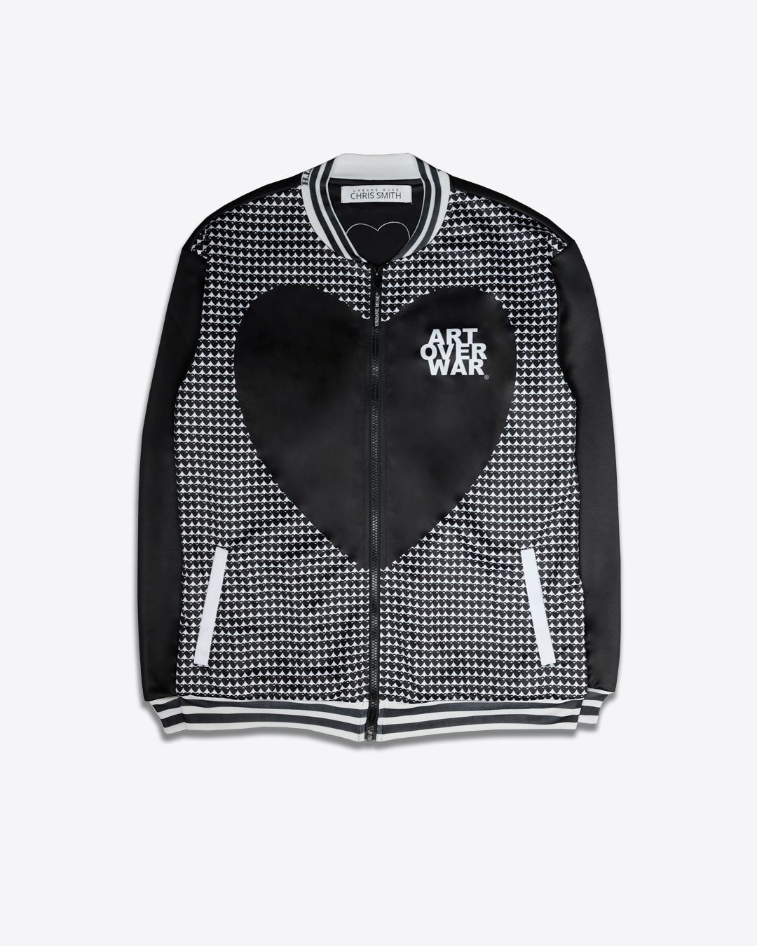 HEART-LOGO-photo11-URBANE-MUSE-CHRIS-SMITH-BOMBER-JACKET-with-Lining