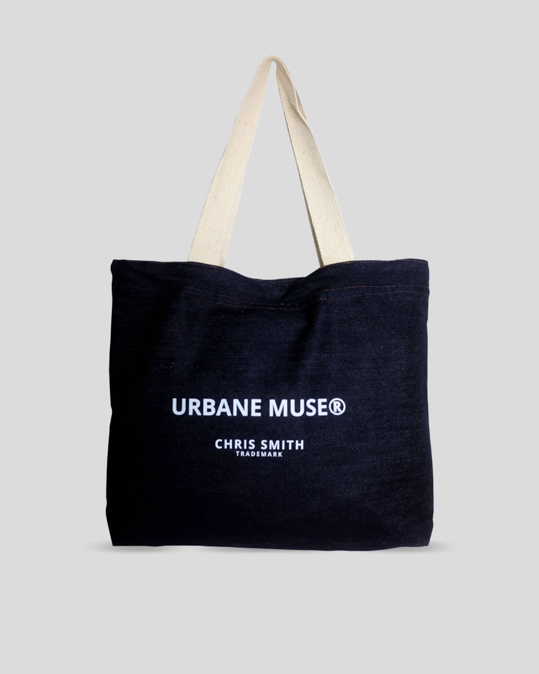 photo-3-URBANE-MUSE-CHRIS-SMITH-denim-Tote