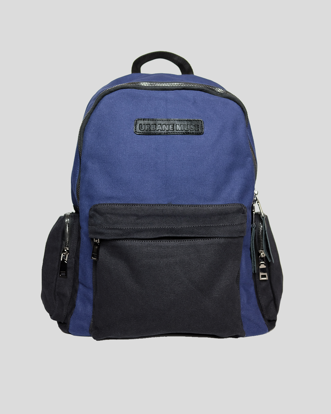 photo-1-BLUE-COTTON-BACKPACK-URBANE-MUSE-CHRIS-SMITH
